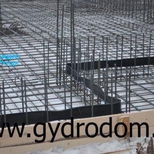 Гидроизоляционная шпонка тип ХВН-120 (150) (ХВС/HVS/ВК)